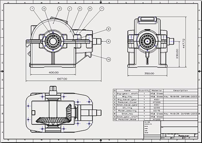 专业高效的出图工具,快速生成符合规范的工程图纸