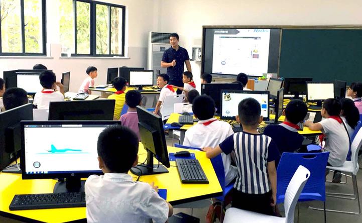 全国中小学普及率领先的创意设计软件